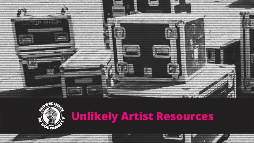 Musicians-in-Solidarity-Unlikely-Artist-Resources