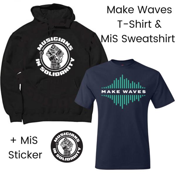 Makes Waves Gold Sponsor